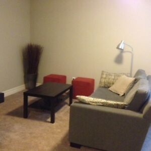 Female renter wanted for furnished basement suite