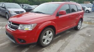 Dodge Journey  SXT/CREW ENS. NAVIGATION ET AUDIO 2012