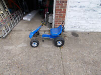 Childs Go Cart