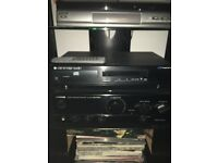 Cambridge Audio CD5 CD Player, Kenwood KA3020SE, Gale Model 4 Floorstand Speakers including Stands