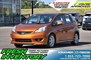 2009 Honda FIT Sport *Low Mileage*