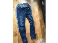"""Designer Jeans size by Levi's, Ralph Lauren size 34"""""""