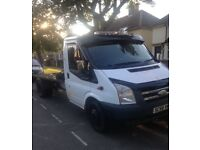 Ford transit recovery truck- superb condition- drives perfectly no faults ready to go