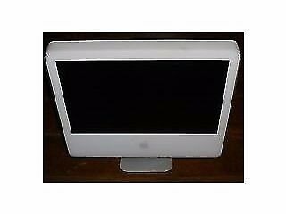 "Apple iMac for sale Apple iMac Screen size 20"" CPU 2GHz Hard Drive 160GBin Wood Green, LondonGumtree - Apple iMac for sale Apple iMac Screen size 20"" CPU 2GHz Hard Drive 160GB. For spares or repair. Turns on it needs the OS reinstalled.  Reasonably good cosmetic condition. Solid base to upgrade"
