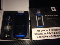 Vaperesso Revenger Kit Blue Vape Kit & 18650 Batteries