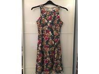 Floral dress size S