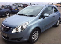 VAUXHALL CORSA 1.2 LIFE 16V 3d AUTO 80 BHP FULL YEAR MOT AUTOMATIC, 1 Previous Owner