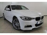 2013 63 BMW 3 SERIES 2.0 320D XDRIVE M SPORT 4DR AUTOMATIC 181 BHP DIESEL