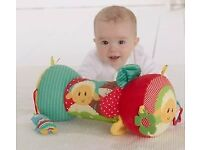 Mothercare blossom farm tummy time roller