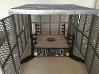 WWE Hell in a Cell Wrestling Ring