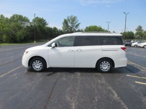 2012 Nissan QUEST S FWD