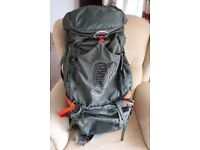 Osprey AG 65 Men's size L (Never used)