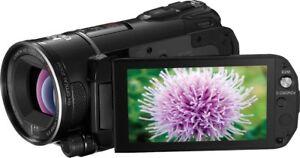 Caméra vidéo Canon 1080P HD Vixia HFS200