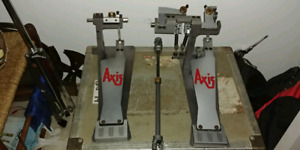 Axis A double pedal