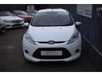 2011 Ford Fiesta Hatch 3Dr 1.6 134 S1600 5 Petrol white Manual