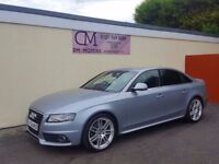 2008 AUDI A4 3.0 TDI QUATTRO S LINE NATIONWIDE DELIVERY CARD FACILITY WARRANTY PART EX AVAILABLE