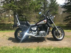 Newly Inspected Honda Shadow. Great shape! Antique!