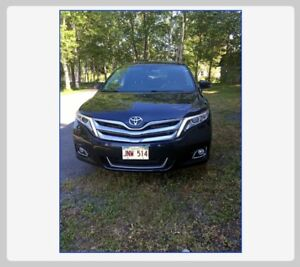 2014 Toyota Venza LIMITED SUV, LEATHER, AWD, V6 Loaded