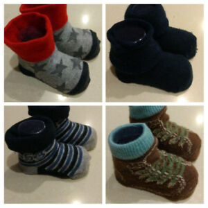 Cute Pairs of Socks Size 6-9 Months