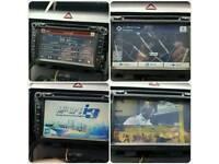 Radio nav 8 screen vw seat skoda