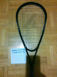 Brand Name Tennis/Squash Racquets, Light Weight, Mint Condition.