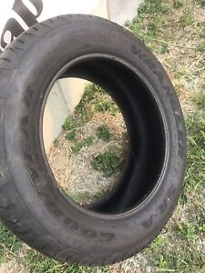 Brand new 20 inch good year tires