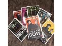 BBC Sherlock books