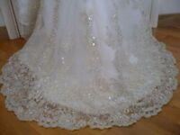 Ellis Bridal Wedding Dress - New/Unworn