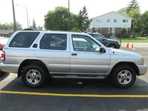 2003 Nissan Pathfinder fully loaded