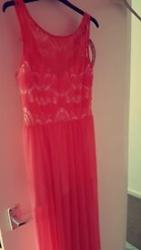 Lipsy maxi dress bnwt size 12