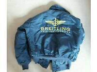 Breitling flight jacket