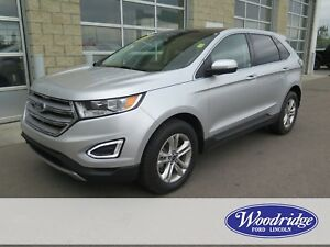 2017 Ford Edge SEL 3.5L V6, LEATHER, NAV, AWD