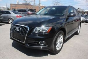 2013 Audi Q5 Premium Plus Navigation Extended warranty