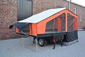 ASPEN  CLASSIC CAMPER TRAILER WITH KING BED