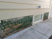 Stucco, Stone, Brick, and Parging