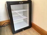 Arctik Black silent mini bar/fridge, 40L