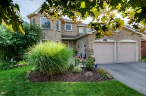Beautiful Galt North Home in Cambridge with Walkout Basement