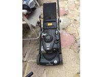 Hayter lawnmower Hardly been used Been kept clean and tidy