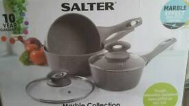 NEW 2 PIECE PAN POT SET Delivery Available