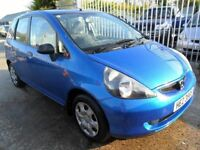 honda jazz 1.2 5 door blue 2006 also a grey 2006 1.2 jazz full years mot