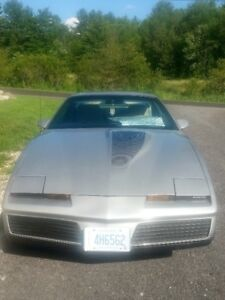1984 Trans AM Mint Condition