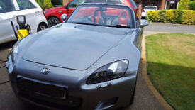 Deposit taken now sold Honda S2000 Convertible 2002 on 02 Plate