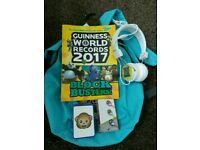 Guinness World Records Blockbusters 2017 Goody Bag
