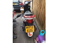 Sym Jet 4 125cc Spares or Repair