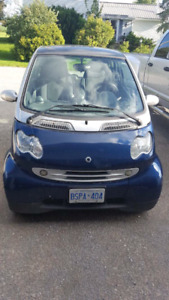 2006 Smart Car For Two Diesel