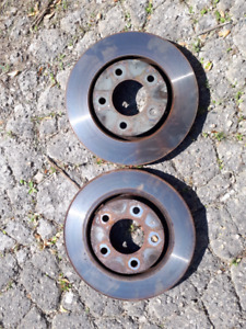 2007 dodge caravan brakes and alternator