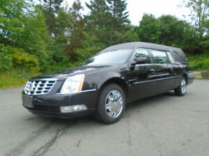 2006 Cadillac DTS HEARSE FUNERAL COACH BY SUPERIOR