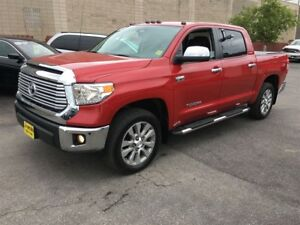 2014 Toyota Tundra Limited, Quad Cab, Leather, 4x4,  Only 76,000