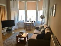 Beautiful spacious double bedroom by Inverleith Park and Botanics from 1st September