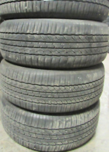 Toyo Open Country A20 P245/55/19=75% tread=4 tires $400 These ha